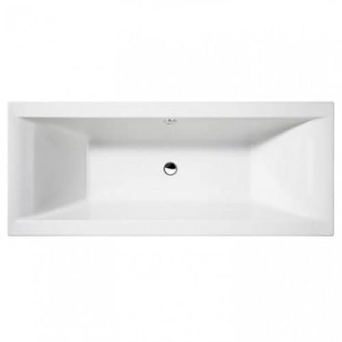Enviro 1700x750mm double ended bath