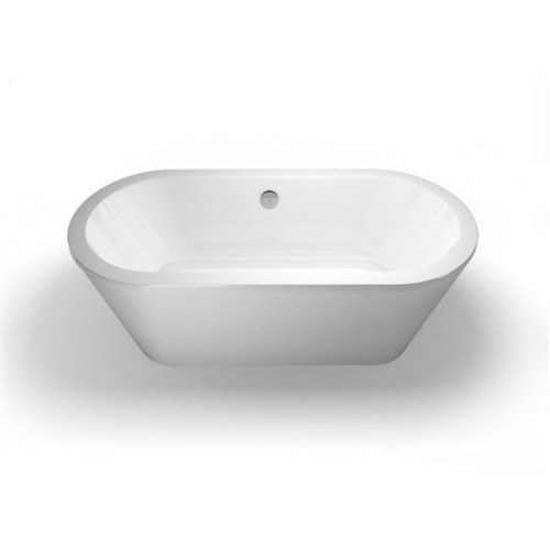 FREESTARK DOUBLE ENDED FREESTANDING BATH