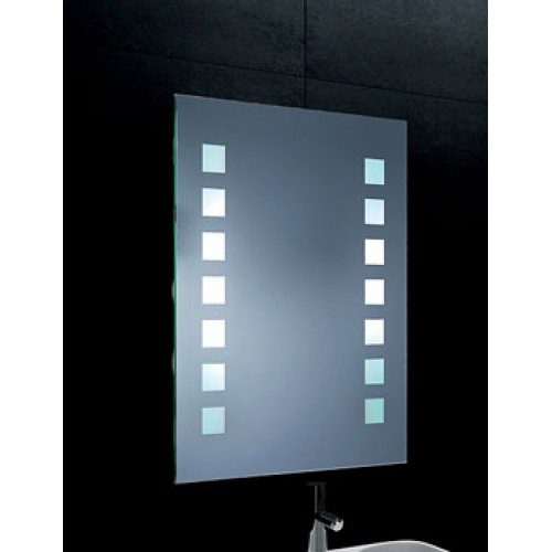 APRIL TOBA ILLUMINATED MIRROR