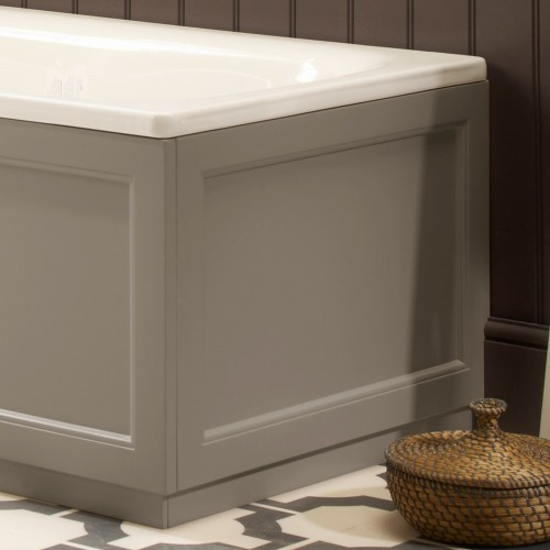 ROPER RHODES HAMPTON BATH END PANEL MOCHA
