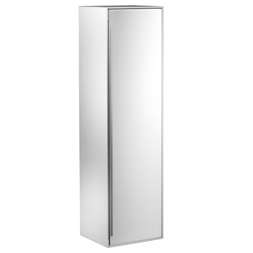 ROPER RHODES VISTA 330MM GLOSS WHITE TALL STORAGE UNIT