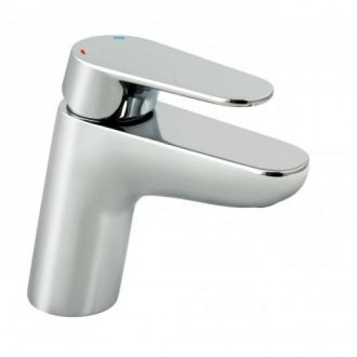 ASCENT MONO BASIN MIXER WITH CLIC-CLAC WASTE