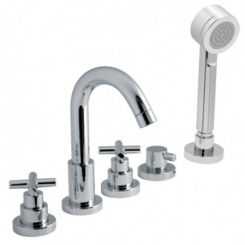 ELEMENTS WATER 5 HOLE BATH SHOWER MIXER