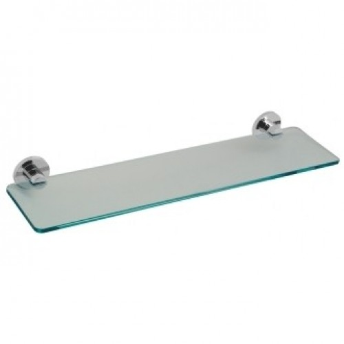 ELEMENTS FROSTED GLASS SHELF 558MM