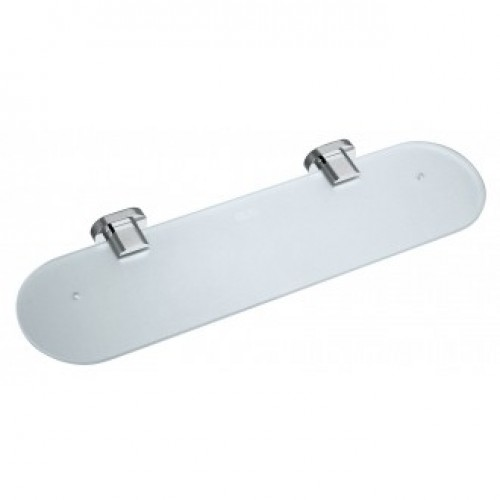 LIFE FROSTED GLASS SHELF 530MM