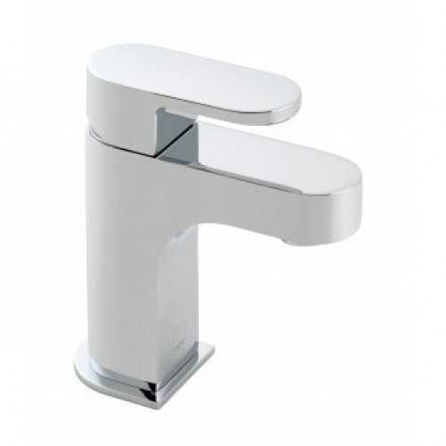 LIFE MINI MONO BASIN MIXER WITH CLIC-CLAC WASTE