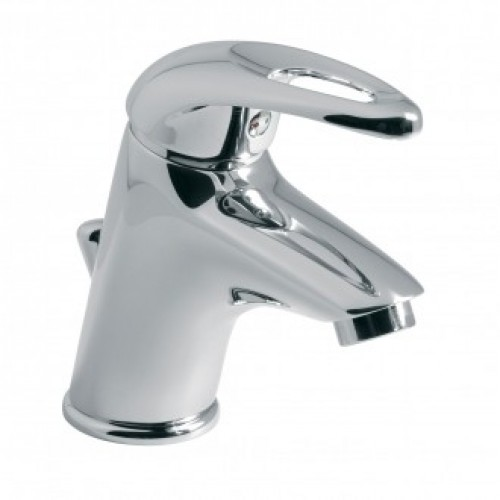 MAGMA MINI MONO BASIN MIXER WITH POP-UP WASTE