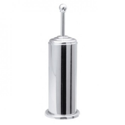 TOURNAMENT FREESTANDING TOILET BRUSH & HOLDER